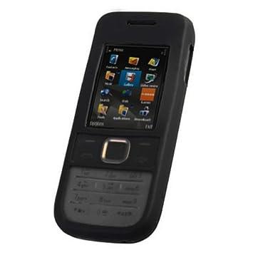 premium selection 02ca7 580d9 BLUETRADE Silicone Case for Nokia 2730 classic black: Amazon.co.uk ...