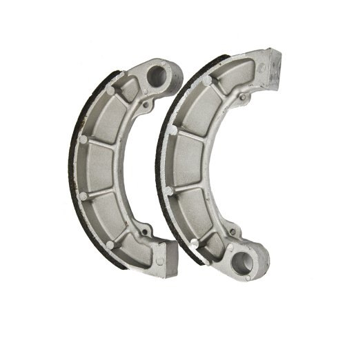 Foreverun Motor Rear Brake Shoes compatible with Honda TRX 400 FW Fourtrax Foreman 1995-2001/2003