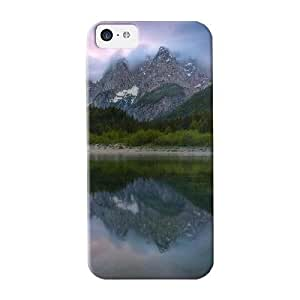 meilinF000Graceyou Sanp On Case Cover Protector For iphone 5/5s (mountain Reflection In Slovenia Photo By Erin) For Christmas Day's GiftmeilinF000