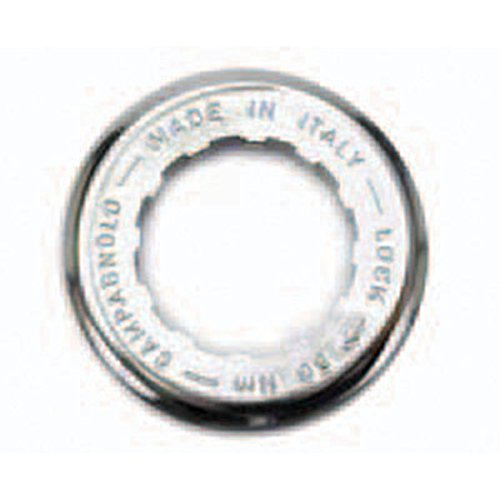 Campagnolo Cassette lockring 10sp, Campy 12t - silver