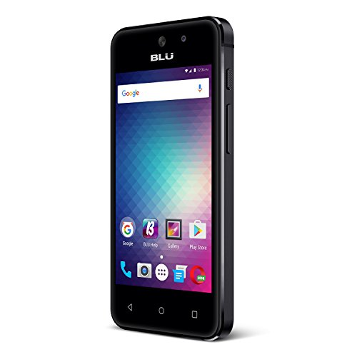 BLU Vivo 5 Mini – Factory Unlocked Phone – ()