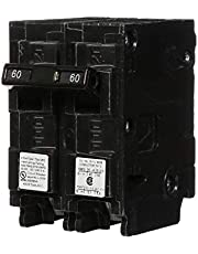 Q260H 60-Amp Double Pole 22kA Type QPH Circuit Breaker
