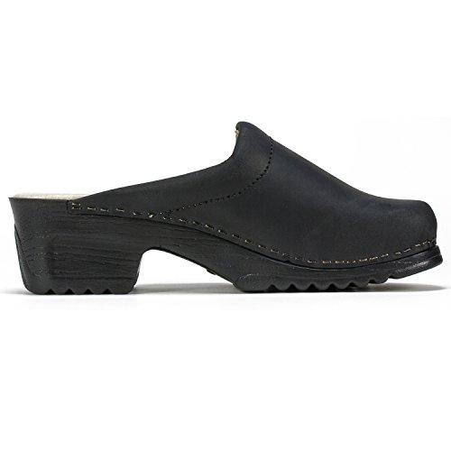 Mountain Mule Black Hana White White Womens Mountain Shoes awERUqWx