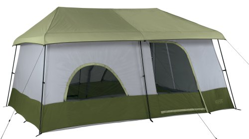 Amazon.com  Wenzel Grand Lodge 14- by 12-Foot 8 Person Cabin Dome Tent  Family Tents  Sports u0026 Outdoors  sc 1 st  Amazon.com & Amazon.com : Wenzel Grand Lodge 14- by 12-Foot 8 Person Cabin ...