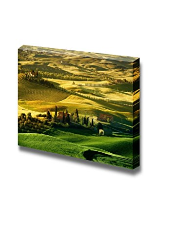 Landscape in Tuscany Wall Decor ation