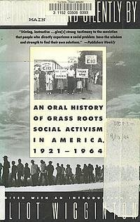 Refuse to Stand Silently by: An Oral History of Grass Roots Social Activism in America, 1921-64 0385175728 Book Cover