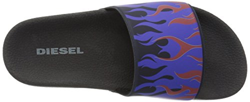 Surf Men's Diesel Slide Blue Black A SA S LOHAA Red Sandal MARAL Tango 6xHwqz4