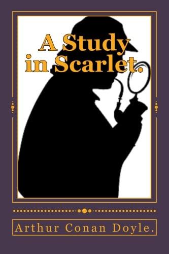 Read Online A Study in Scarlet. pdf epub