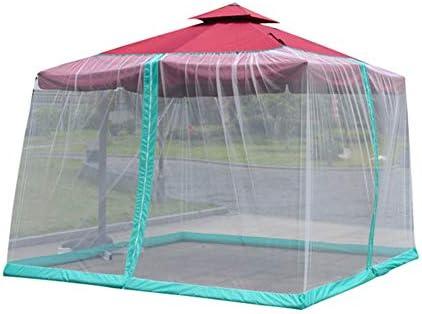 Jurong Outdoor Roman Umbrella Mosquito Netting