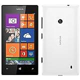 Nokia Lumia 525 8GB White Factory Unlocked GSM - International Version phone - No Warranty