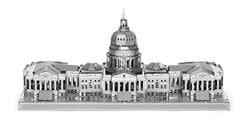 Metal Earth 3D Metal Model   Us Capitol Building