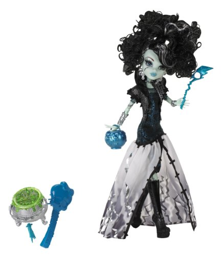 Monster High Ghouls Rule Frankie Stein Doll]()