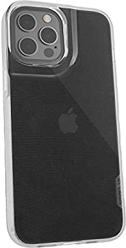 Smartish iPhone 12 Pro Max Slim Case - Kung Fu Grip [Lightweight + Protective] Thin Cover (Silk) - Nothin'