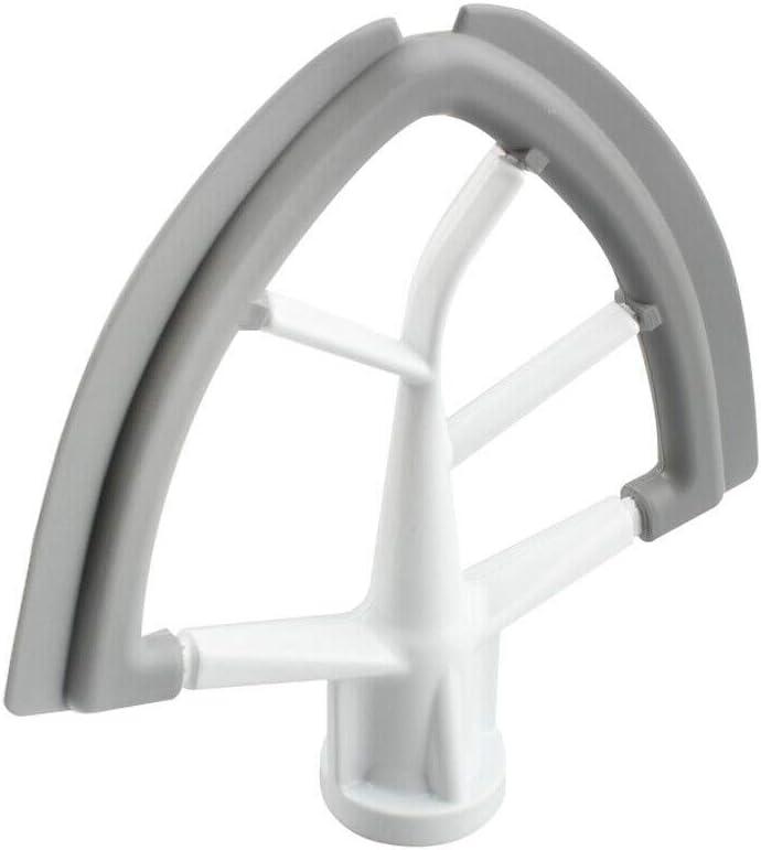 Bebliss Stand Mixer Accessories Flex Edge Mixer 4.5-5 Quart Tilting Head For Kitchen