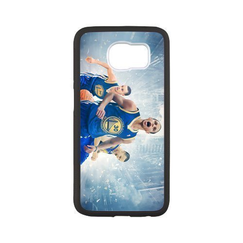 Golden State Warriors 1 Custom Phone Case Design for Samsung Galaxy S6 covers with Balck Laser Technology