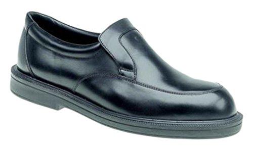 De l'Himalaya 9910–9Double Densité Antidérapant sur Chaussures de sécurité, Taille 9, noir