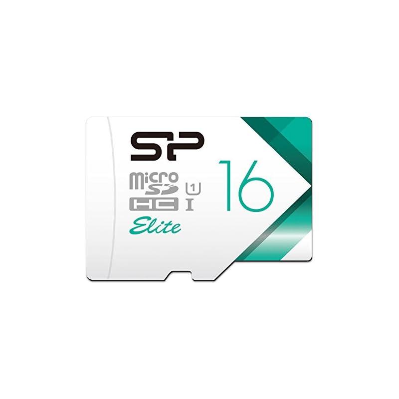 Silicon Power 16GB MicroSDHC UHS-1 Memor