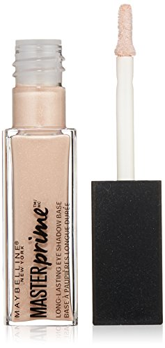 Maybelline New York Master Prime Long-Lasting Shadow Base, Prime Plus Smooth, 0.23 Fluid Ounce