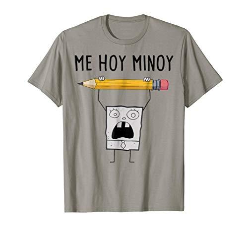 SpongeBob SquarePants DoodleBob Me Hoy Minoy T-Shirt