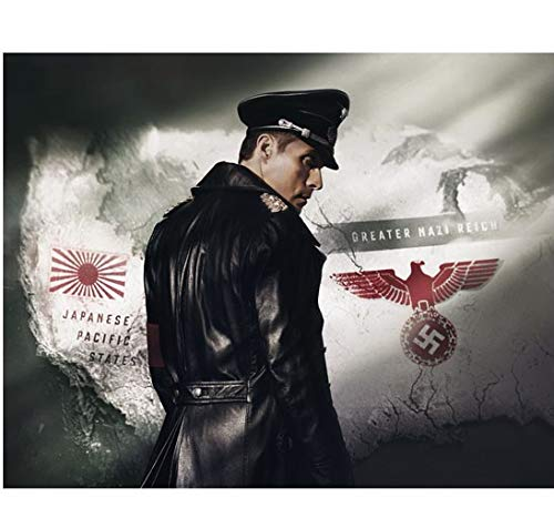 Man in the High Castle Rufus Sewell as John Smith against alternate America promo 8 x 10 Inch Photo