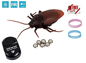 Remote Control Cockroach - Rc Cockroach Prank Toys Insects Joke Scary Trick
