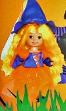 Mattel 2006 Halloween Party Witch Kelly ()