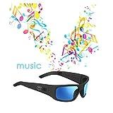 Audio Sunglasses,Open Ear Bluetooth Sunglasses to