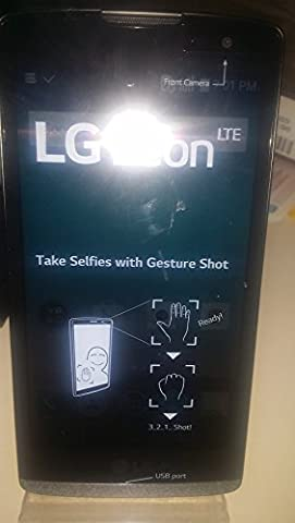 LG Leon 4G LTE H345 SmartPhone (T-Mobile) (Android 4 Phone Cheap)