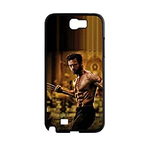 Print With The Wolverin Nice Back Phone Case For Girls For Note2 Galaxy N7100 Choose Design 6