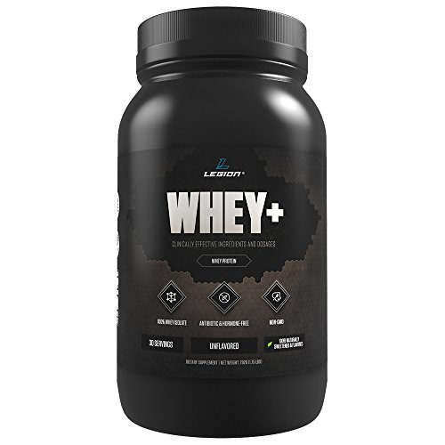 Legion Unflavored Isolate Protein Powder product image