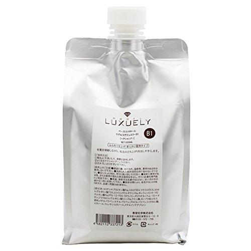 だます砂利こねる香栄化学 モデル ラグジュエリー シャンプーB1 レフィル 1000ml