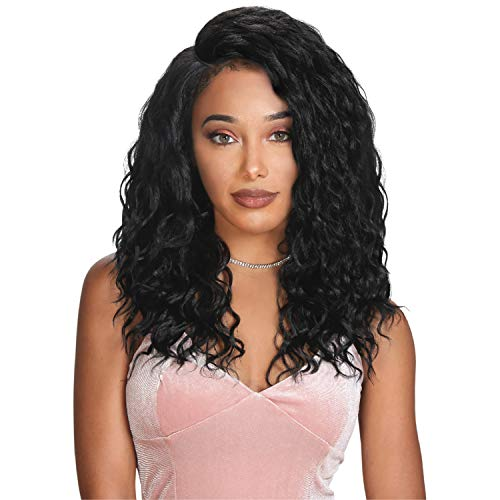 Hand Tied Synthetic Wig - Royal Sis Sassy Lively Spirit Deeptest Hand-Tied 6