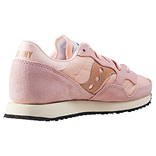Saucony DXN Tan Trainers Tan Vintage Womens gg7q8