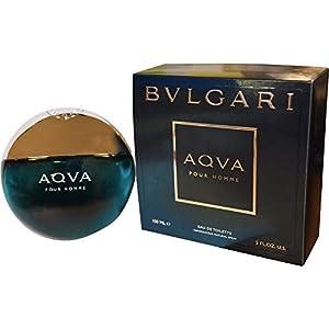 Bvlgari Aqva Eau de Toilette Spray for Men, 5 Ounce from Bvlgari