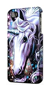 S0749 Unicorn Horse Case Cover For IPHONE 5 5S