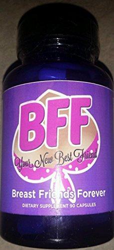 90 capsules / pilules BFF Friends sein Forever succès dans l'amélioration du sein