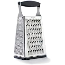 Cuisipro Surface Glide Technology 4-Sided Boxed Grater