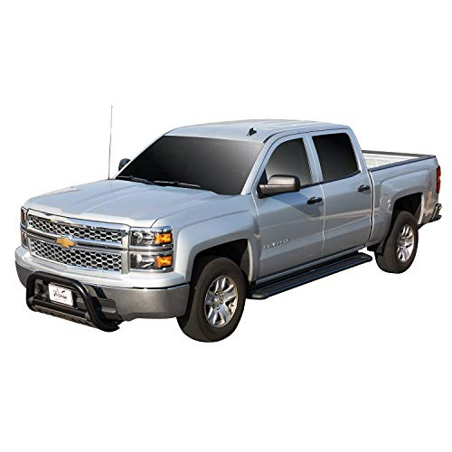 Westin 27-6145 Black Aluminum Step Boards for Trucks and SUV's 93