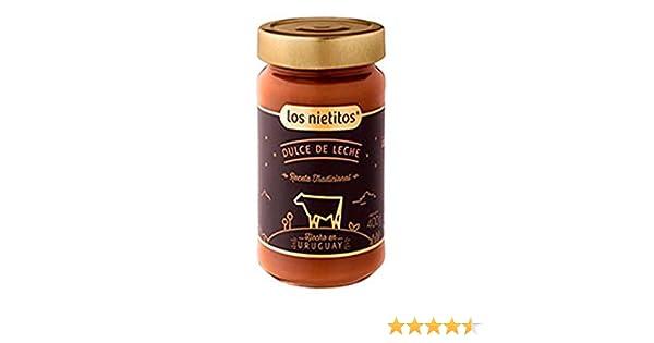 Amazon.com : Los Nietitos Dulce de Leche - Caramel Spread, 14.1 oz : Grocery & Gourmet Food