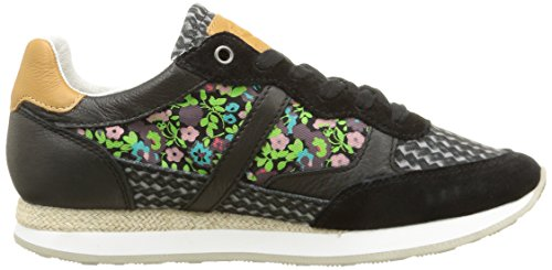 PLDM by Palladium Segundo Print W - Zapatillas Mujer Noir (C48 Black/Flower Multi)