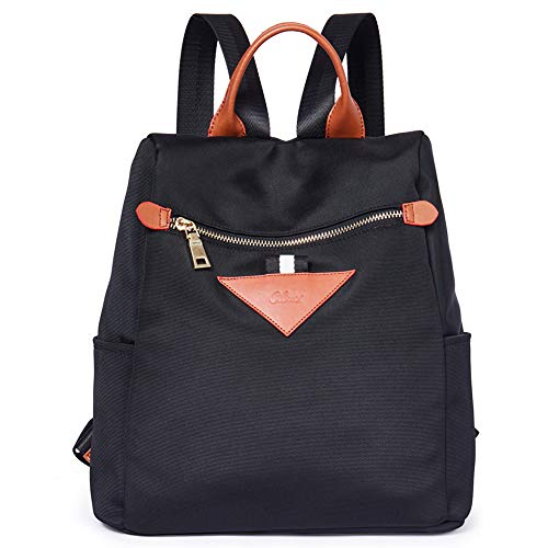 Backpacks Purse for Women Canvas Fashion Travel Ladies Designer Shoulder Bag ()