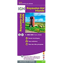 IGN /86105 ROYAUME UNI, IRLANDE - UNITED KINGDOM, IRELAND