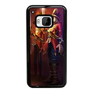 HTC One M9 Cell Phone Case Black League of Legends(LOL)-Shaco-(5) YT3RN2570438