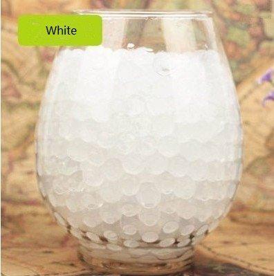 Amazon Lovous 3000 Pcs Water Beads Crystal Soil Water Bead Gel