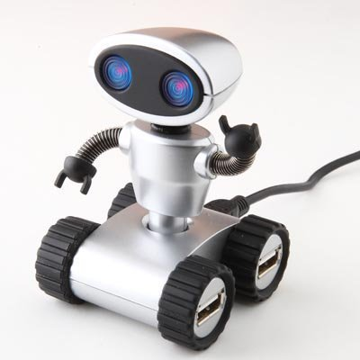 Robot USB Hub by Colorful Items
