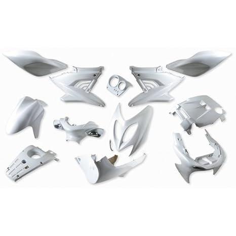 Kawa Nitro,Aerox Gr/ün Verkleidung 12 Tlg StylePro