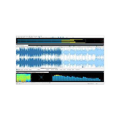 SOUND FORGE Audio Studio – Version 12 – audio editor including mastering plug-in by Sound Forge (Image #3)