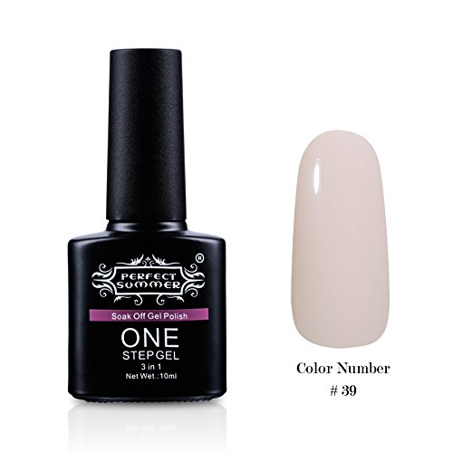 Perfect Summer One Step Gel Nail Polish No Need Base Coat an