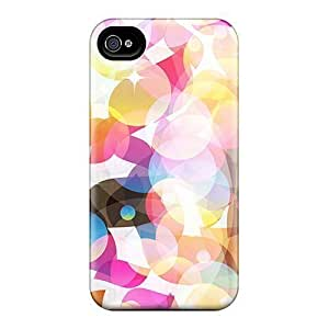 For Iphone Cases, High Quality Abstract Colors For Iphone 6 Covers Cases