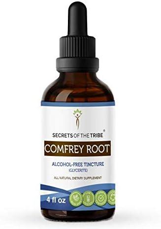 Comfrey Root Alcohol-Free Liquid Extract
